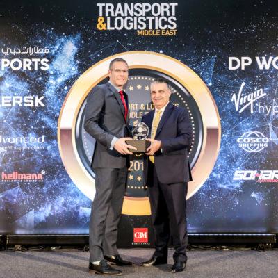 TRANSPORT & LOGISTICS ME AWARDS NIGHT 121118 URGENT WINNERS MR (33 of 47)